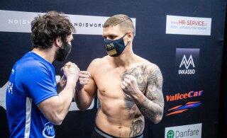 ФОТО: Эстонские боксеры сразятся с украинцами. Кто победит?
