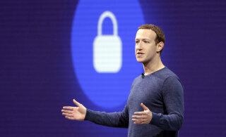 Facebook jätab oma iga-aastase suurürituse ära