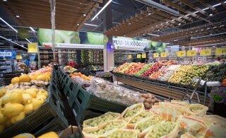 Эксперты: какие фрукты и овощи в Эстонии подорожают сильно, а какие - не очень?