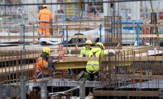 Департамент статистики: в четвертом квартале цены на строительные работы начали повышаться