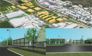 В Таллинне утверждена детальная планировка нового технопарка в Мяннику