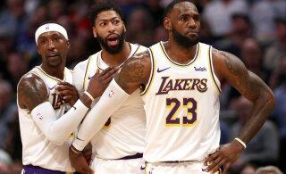 NBA-s ootab ees mitu väga tähtsat mängu