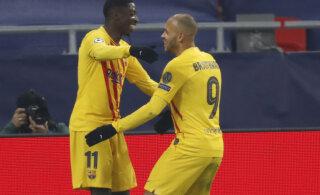 Barcelona suutis läbi raskuste Madridi Reali krahhi vältida, Cornella väravavaht tõrjus kaks penaltit