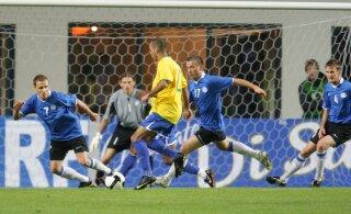 TÄNA ÕHTUL | Vaata Eesti - Brasiilia legendaarset jalgpallilahingut