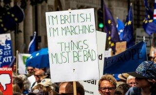 Brexit ehk lõplik kokkuvarisemine