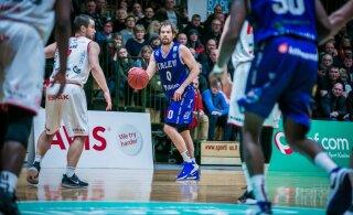 Paf Eesti-Läti Korvpalliliigas soovib osaleda seitse Eesti klubi