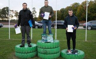 Эстонцы выиграли международные соревнования юных пахарей