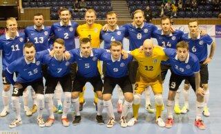 Сборная Эстонии начинает отборочный турнир чемпионата Европы