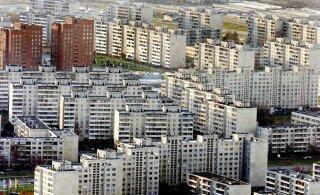 Maa-amet: kinnisvara hinnaindeks kasvab kõvasti, uute korterite müük on vähenenud