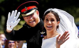 Viis olulist hetke Meghani ja Harry pulmast, mida on võimatu unustada