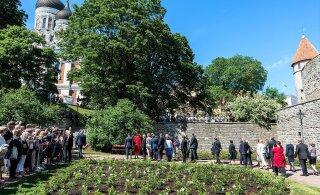 Датский королевский сад роз ждет посетителей