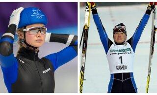 Suurim asi Eesti spordis | Alusalu neljandast kohast polnud Šmigun-Vähi tahtejõule vastast, Nool põrmustas võrkpallikoondise