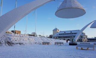 FOTOD | Talv on viimaks saabunud! Mitmel pool Eestis sadas öösel maha korralik lumekord