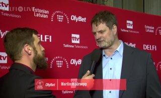 DELFI VIDEO | Martin Müürsepp vajalikust võidust Valga üle: astusime tagasi play-off'i heitlusesse