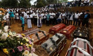 Число жертв взрывов на Шри-Ланке достигло 359