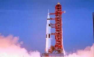"""Forum Cinemas kino kutsub klasse vaatama dokumentaali """"Apollo 11"""""""