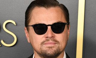 FOTO | Kas noored tüdruksõbrad said otsa? Leonardo DiCaprio tuli tähtsale õhtusöögile üllatava kaaslasega