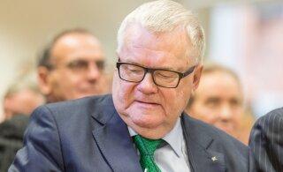 Keskerakond kasutab Margus Linnamäe äripartneri suurannetust selleks, et Savisaarega seotud kahjusid klaarida