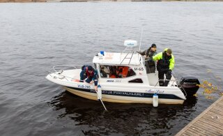 Pärnu jõest leiti sinna eile ujuma läinud mehe surnukeha
