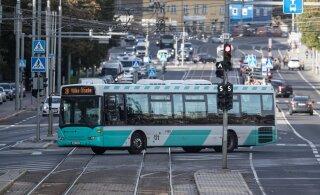 В Мустамяэ изменит свой маршрут один из городских автобусов