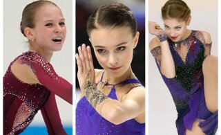 СЕГОДНЯ: Косторная, Щербакова или Трусова. Кто выиграет чемпионат Европы?