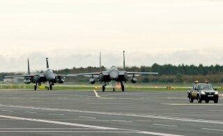 Эстония будет закупать топливо для всех самолетов и вертолетов союзников по НАТО
