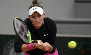 Mullune French Openi finalist langes konkurentsist juba avaringis