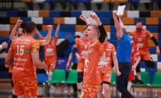 BLOGI JA FOTOD | Pärnu Võrkpalliklubi võitis tõelise põnevusmängu ja juhib finaalseeriat juba 3:0