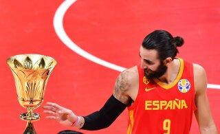 Korvpalli MM-i finaal püstitas Hispaanias vaatajarekordi