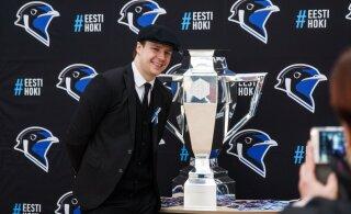 Selgus Eesti hokikoondise koosseis koduse MM-turniiri eelseks laagriks