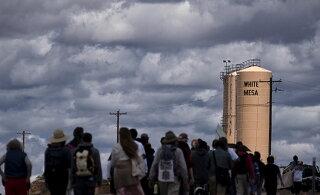 USA keskkonnaaktivistid asusid võitlusse Eesti radioaktiivse saasta vastu