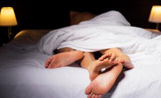 Uskumatu, aga tõsi! Lihtne elumuutus, mille järel võite hakata abikaasaga rohkem seksima