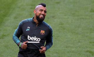 Barcelona müüs kogenud poolkaitsja Milano Interisse