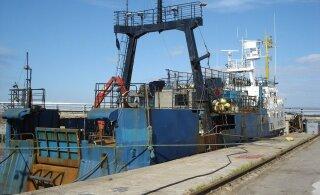 Российские власти предъявили капитану задержанного эстонского судна обвинения