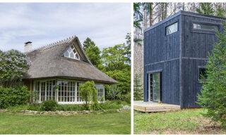 ФОТО | Мечтаете о красивой жизни на острове? Смотрите, какие домики продаются на эстонских островах
