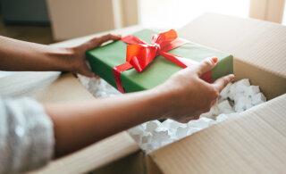 Eesti Post pani margikujundused esmakordselt kingitustele