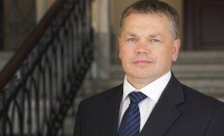 Министр Ярвик предлагает уволить канцлера Министерства сельской жизни