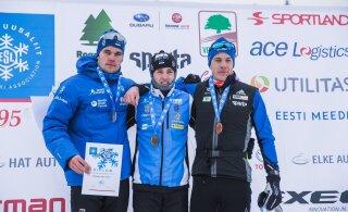 Eesti suusaprinter piirdus Kanada MK-etapil eelsõiduga