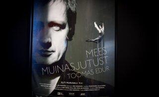 FOTOD | Artise kinos esilinastus portreefilm Toomas Edurist