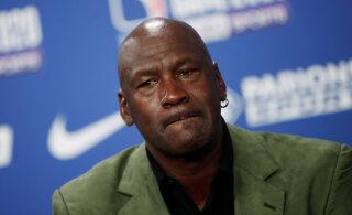 Michael Jordan avaldas politseivägivalla suhtes nördimust: meil on sellest kõrini