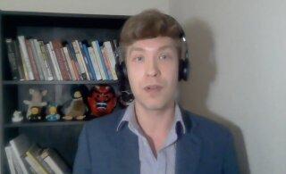 VIDEO | Aro Velmet analüüsis presidendi sõnavõttu: see oli väga poliitiline kõne