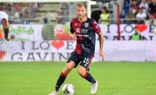 Ragnar Klavan aitas koduklubil Fiorentina vastu värava puhtana hoida