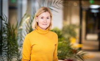 Riina Sikkut enne rahandusministri soolot Luksemburgis: küsisin peaministrilt, kas Martin Helmet saab usaldada
