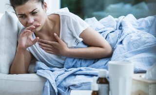 KUULA | Läkaköha sunnib nii kõvasti köhima, et ribid võivad puruneda