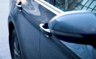 VIDEOEKSPERIMENT | Tahtmise korral saab võõrasse autosse ja korterisse imelihtsalt sisse