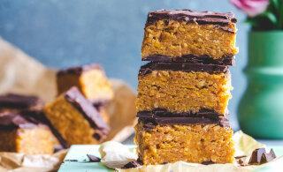 SNICKERSI ASEMEL — äge pähkline maiustus, mis viib keele alla ja on parem kui Snickers