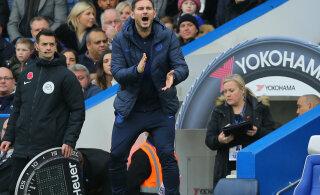 Karmid reeglid: Treeningule hilinenud Chelsea jalgpallureid ootab 23000-eurone rahatrahv
