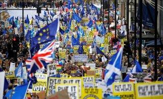 Brexiti-kaos võib sel nädalal päädida May mahavõtmisega