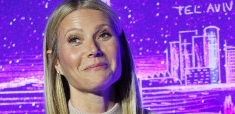 KUUM FOTO | Sünnipäeva tähistanud Gwyneth Paltrow kooris end täiesti paljaks ja tekitas ühele inimesele palju piinlikkust
