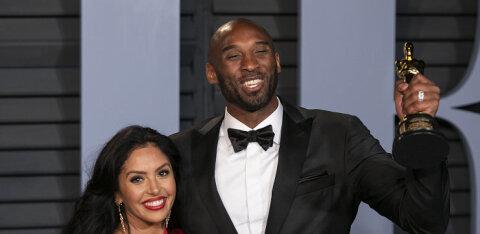 Kobe Bryanti lesk on oma emaga avalikult tülli pööranud